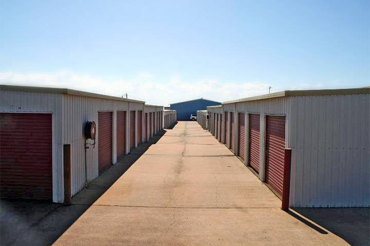 Facilities at Downs Mini Storage